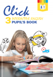 IRS Click 3. Interactive English. Pupil's book