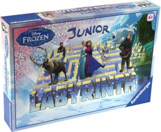 Labyrinth Junior frozen