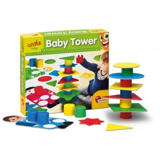 Lisciani Baby Tower