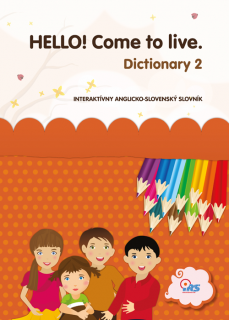IRS HELLO! Come to live. DICTIONARY 2